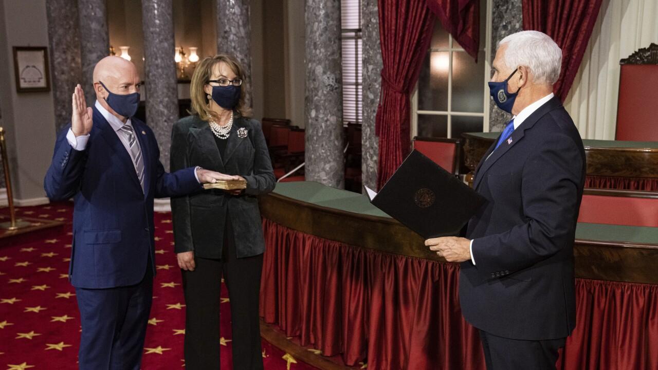Senate Mark Kelly