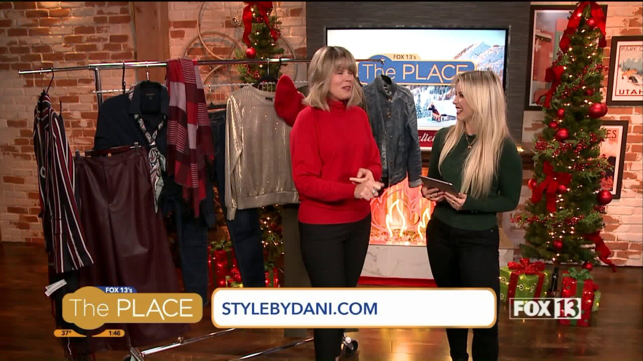 Take your wardrobe from drab to holiday partyfab