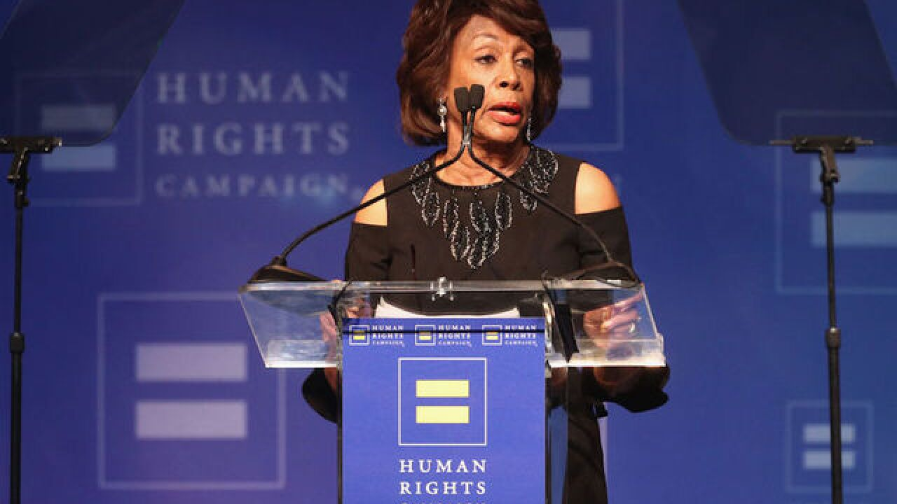 Maxine Waters: 'I have not called for the harm of anybody'