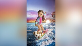 American Girl releases first hearing-impaired doll