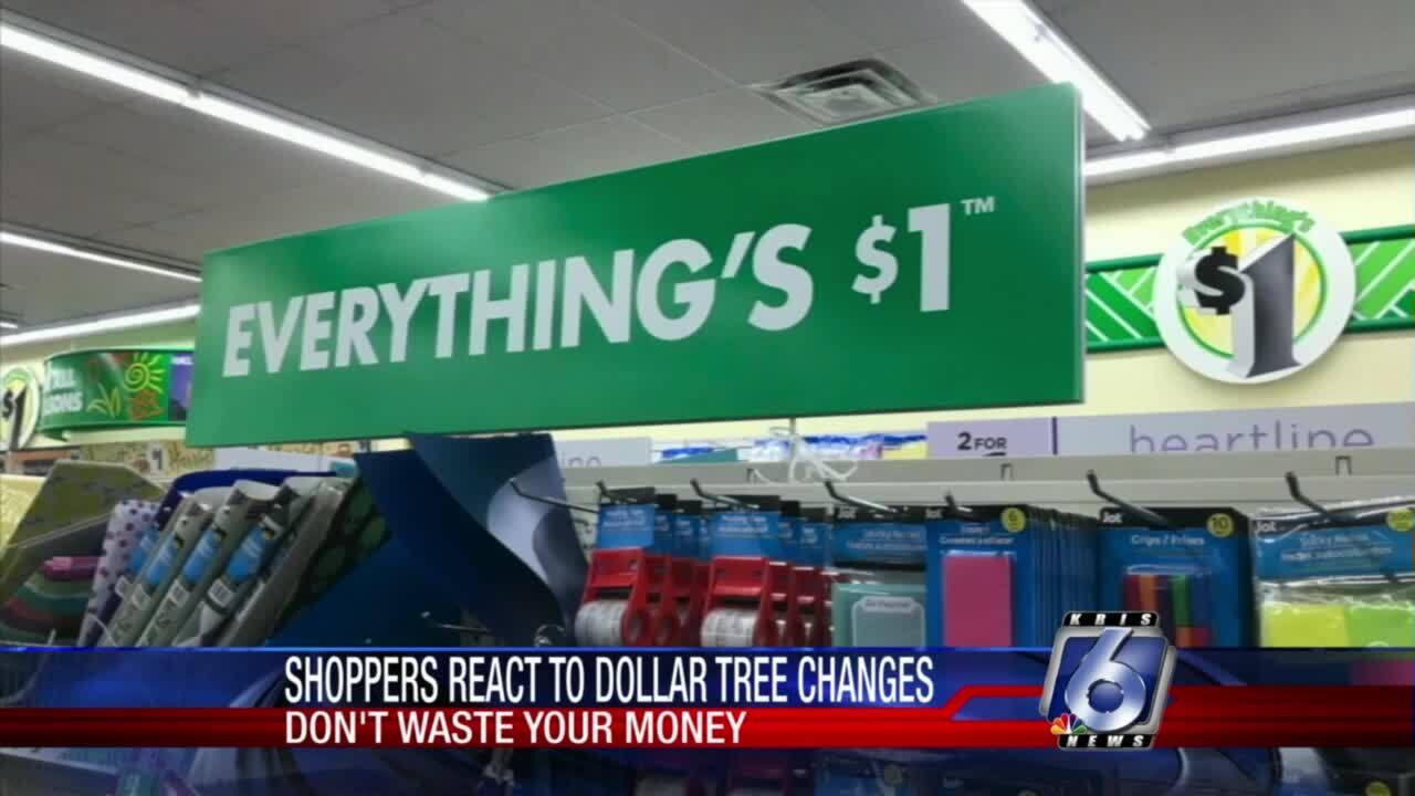 Dollar Tree price hike