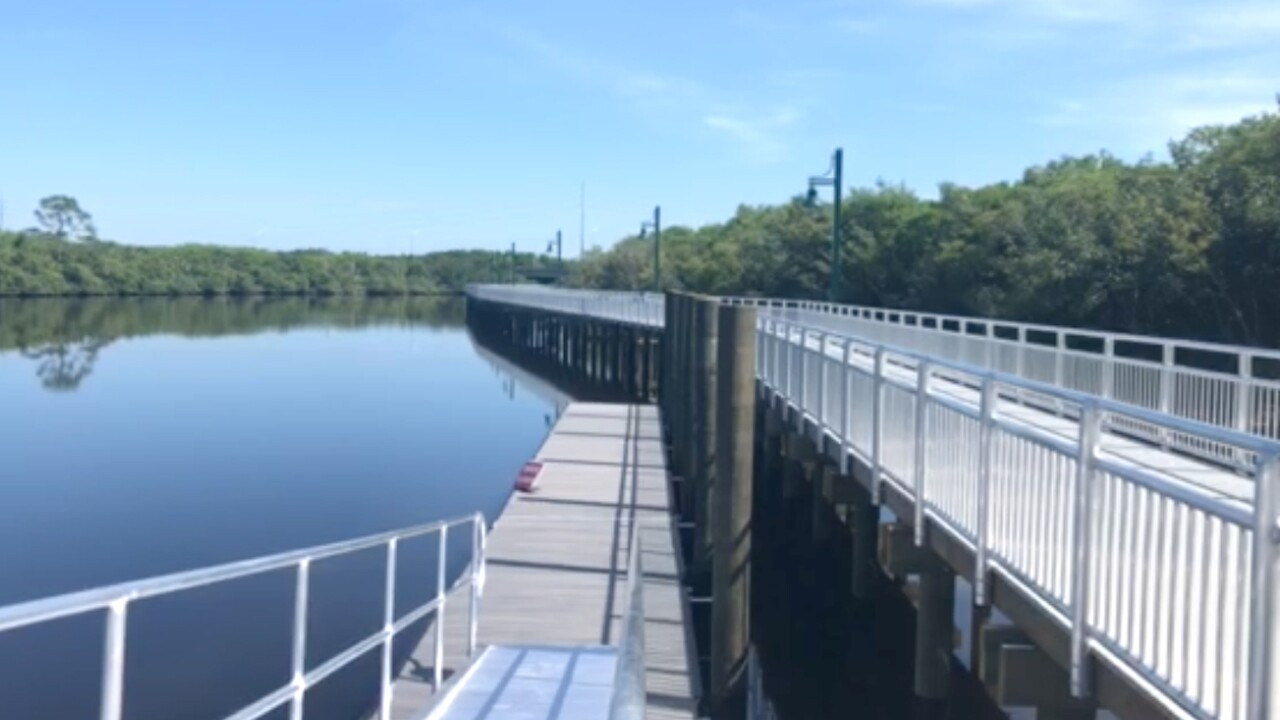 "What used to be the Riverwalk area in Port St. Lucie, is now considered part of ""The Port"" -- an area the city hopes will attract residents and visitors."