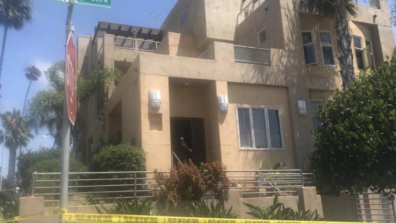 Man, 77, found dead in Oceanside home