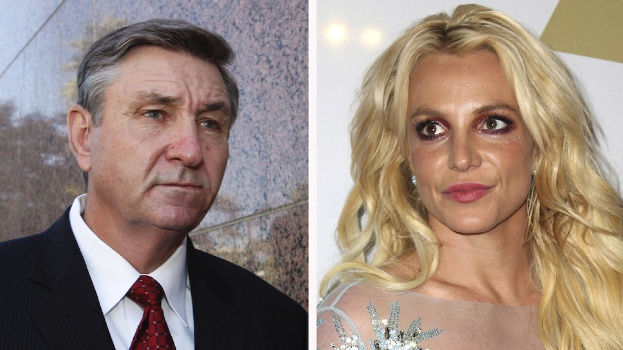 Britney Spears asks that her father not retain legal power over her life, court filings say