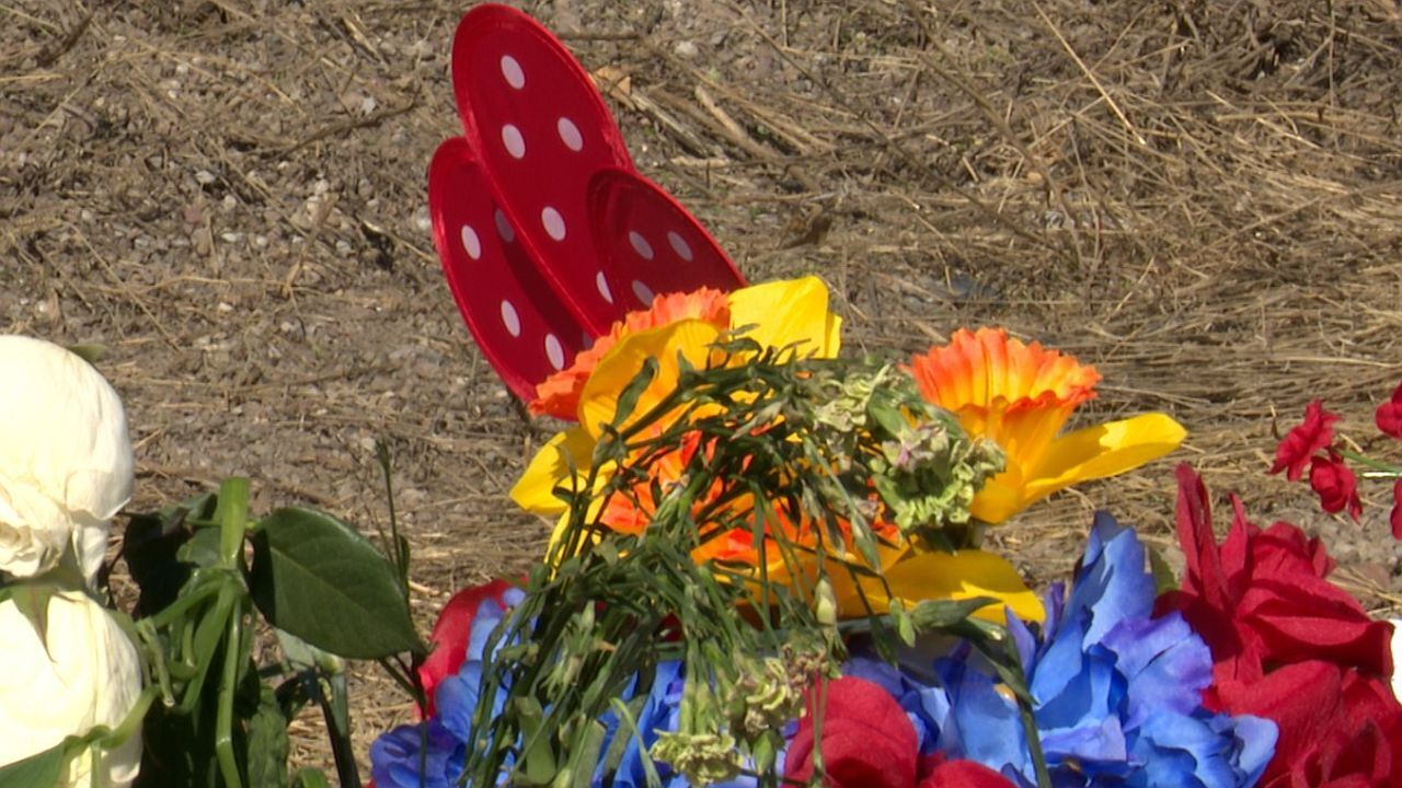 Friends create memorial for Great Falls teen who died in a crash