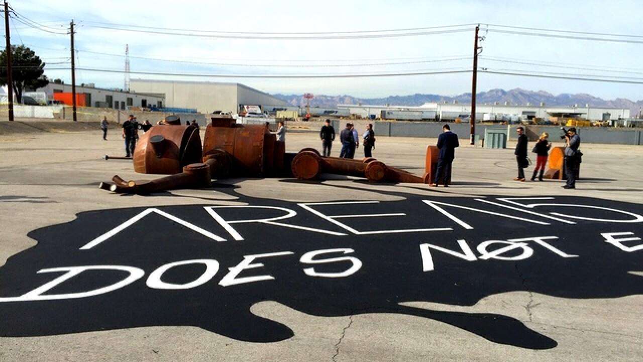 Area 15 project announced for Las Vegas