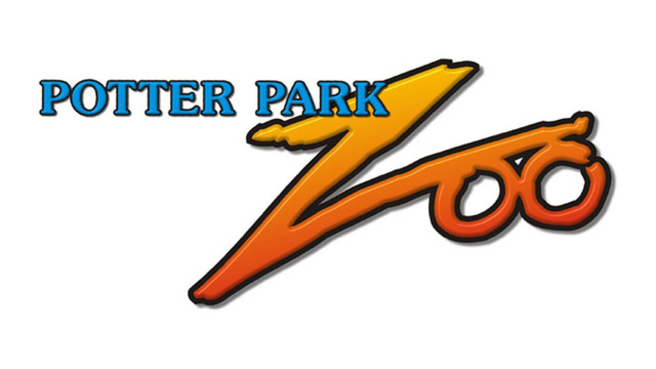 Lansing Lions Club donates to Potter Park Zoo for waterfall