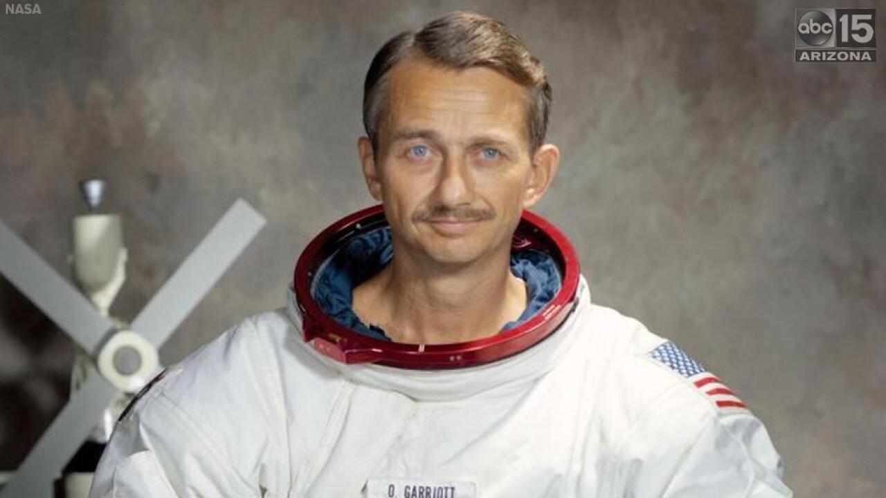 IMG OWEN GARRIOTT, Astronaut