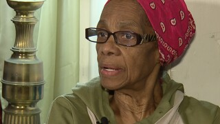 'I'm old but I ain't stupid!' said Josephine Smiley about Cleveland Water's claim that she used 'enough water to fill a hotel'