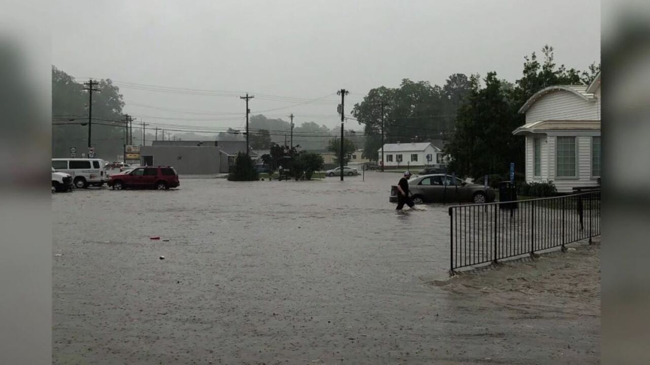 Virginia Diner reopens after heavyflooding