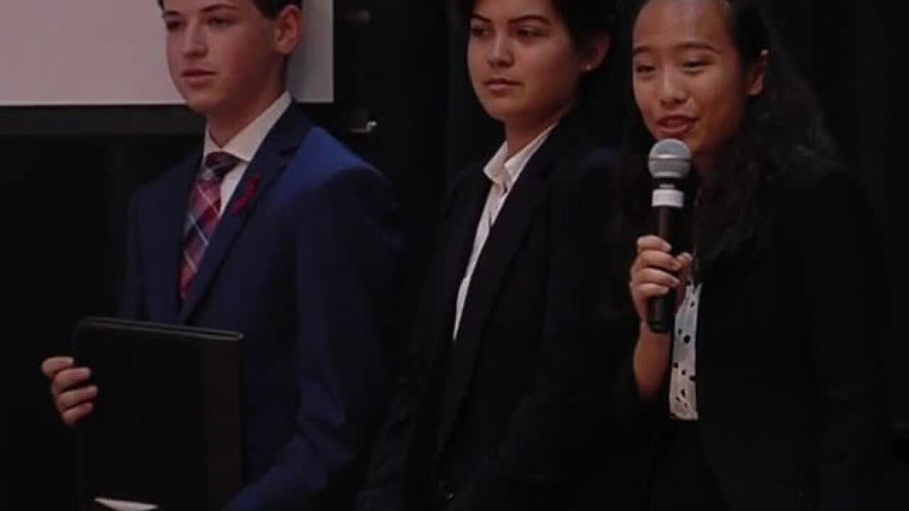 Parkland family members speak out at gun violence town hall