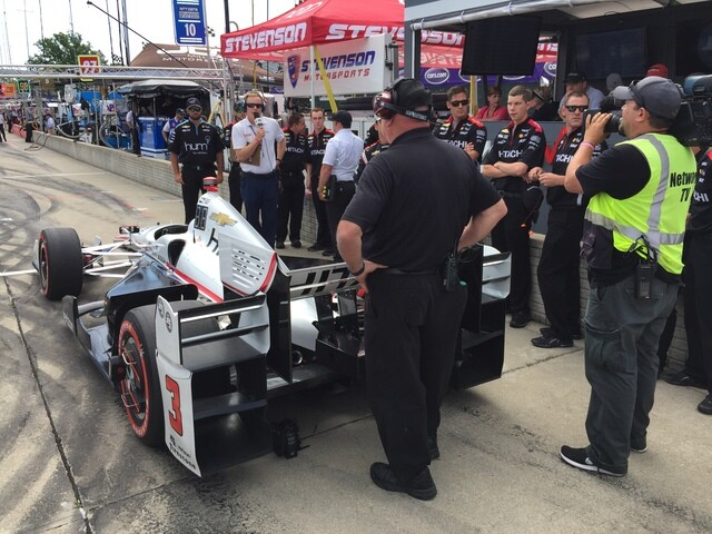 Photo gallery: Day two at the Chevrolet Detroit Grand Prix
