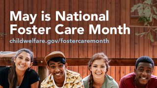 May is National Foster Care Month and there are ways you can help locally