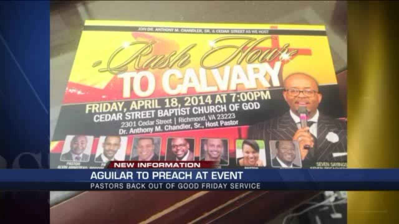 UPDATE: Church leaders refuse to share pulpit with Pastor G
