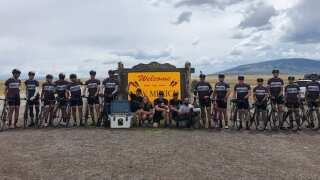 Shield 616 Border to Border ride