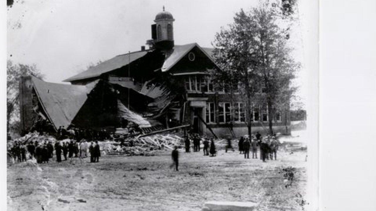 Bath School Bombing