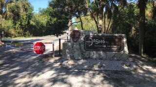 DeSoto National Memorial