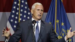 Vice President Pence visits detention centers in South Texas