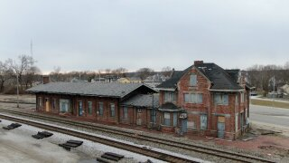 Hamilton Historic Train Station