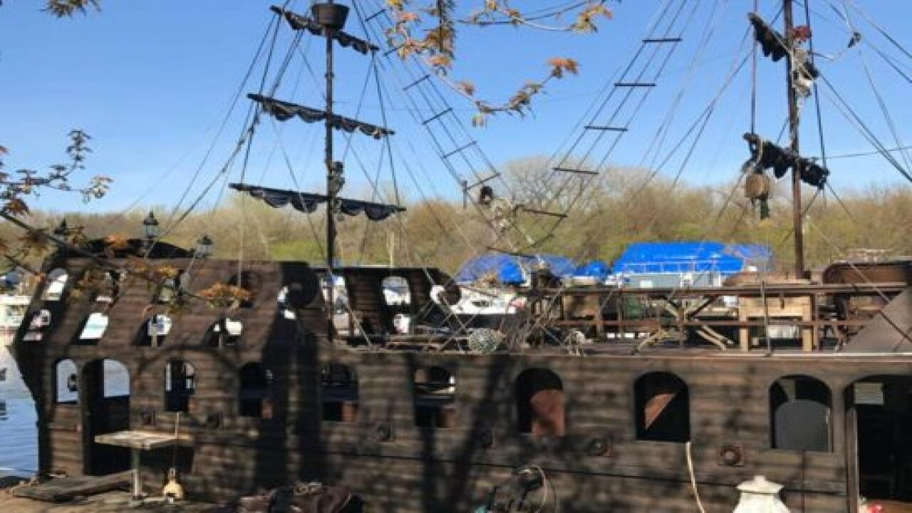 You Can Rent An Entire Pirate Ship For $300 A Night On Airbnb