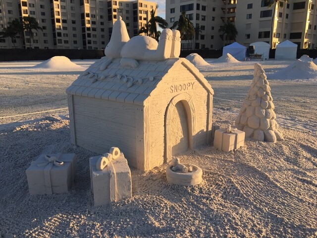 Photos: 2017 American Sandsculpting Championship in Fort Myers Beach