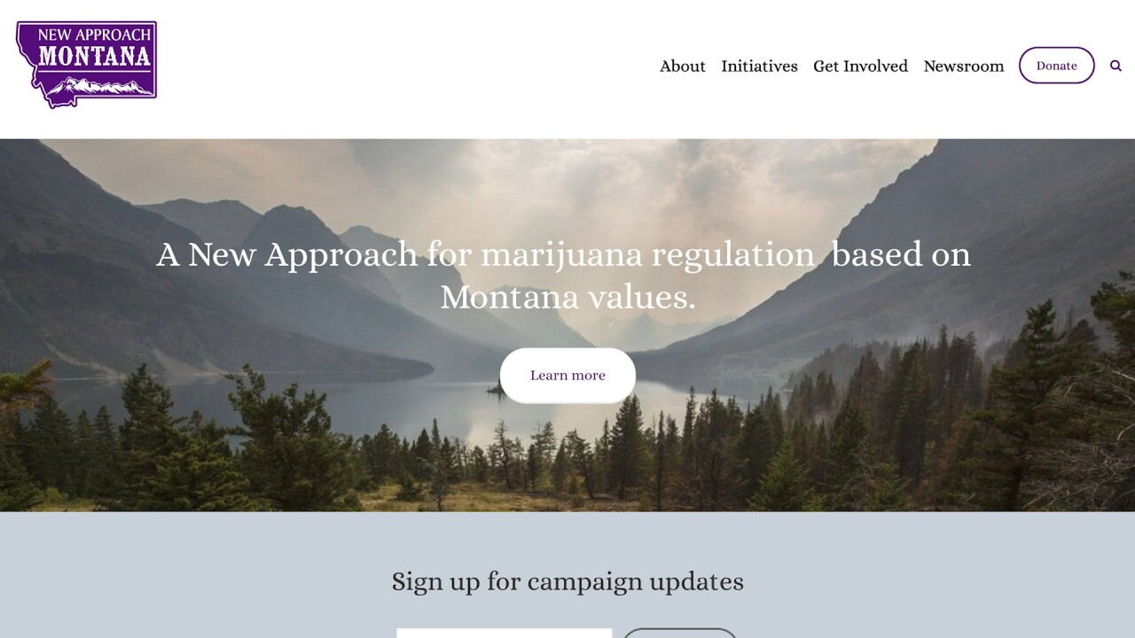 Group backing Montana recreational marijuana initiatives sues to collect signatures electronically