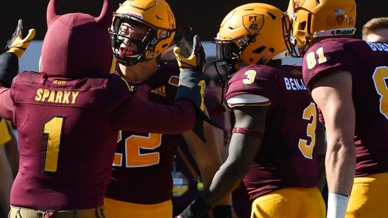 ASU beats UCLA, keeps Pac-12 South championship fate in own hands
