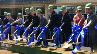 Lexington Center Breaks Ground on New Convention Center