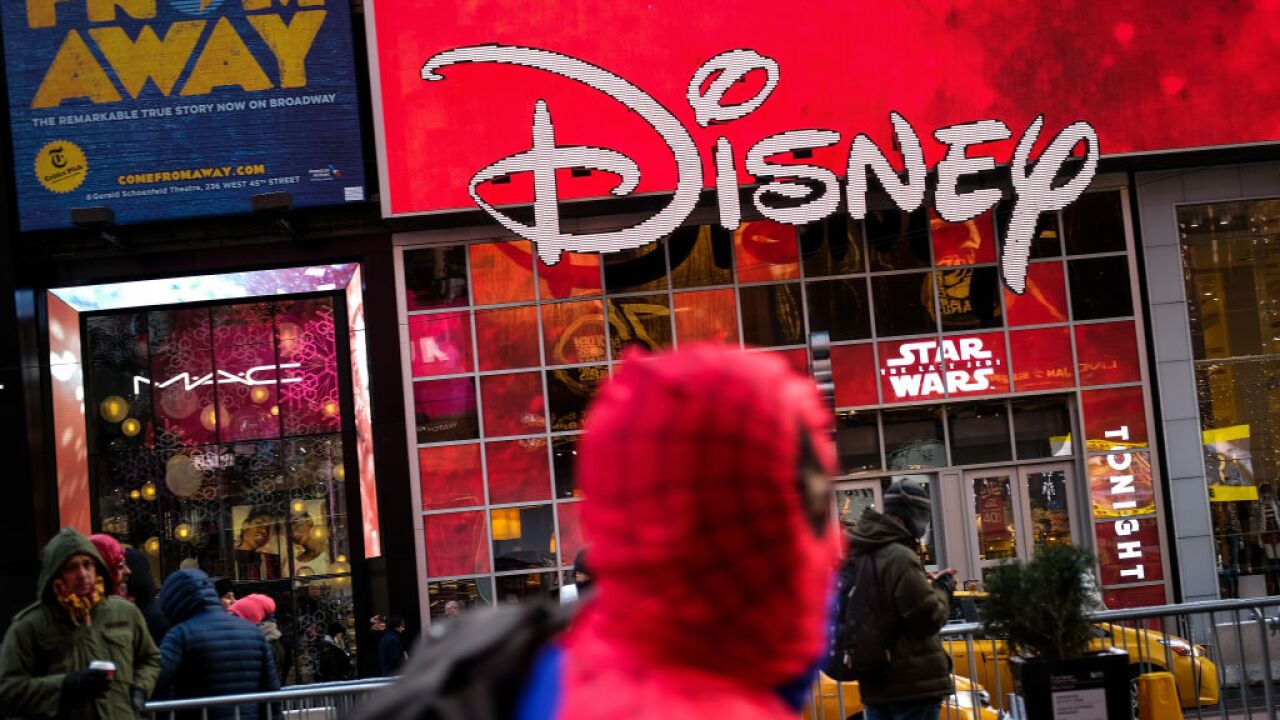 Disney empire gets bigger and broader with Fox deal