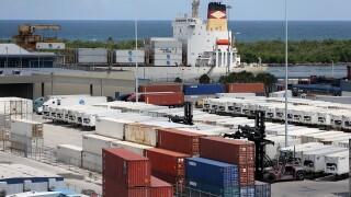 Port Everglades (File Photo)
