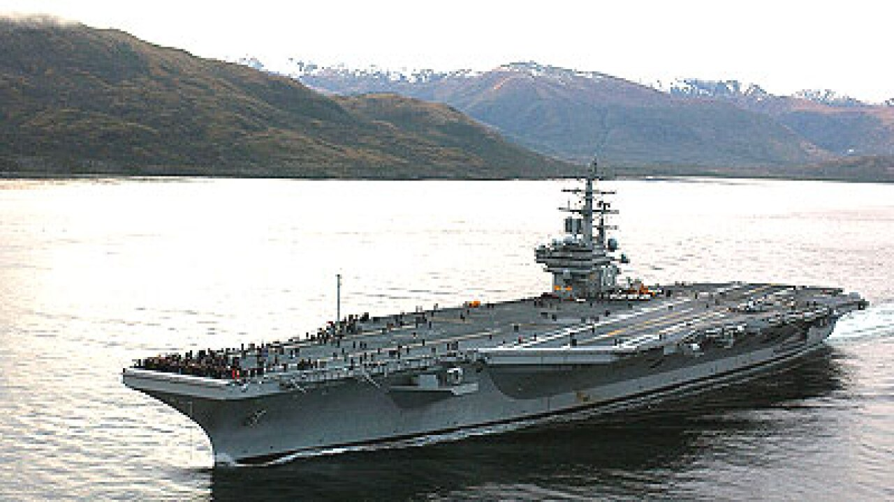 USS Ronald Reagan sailors to sue power company over alleged Fukushima radiation poisoning