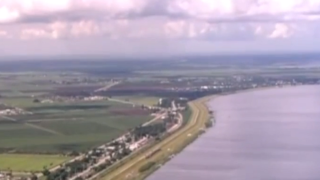 Gov. Scott gets less state money than expected to fix the Lake Okeechobee dike