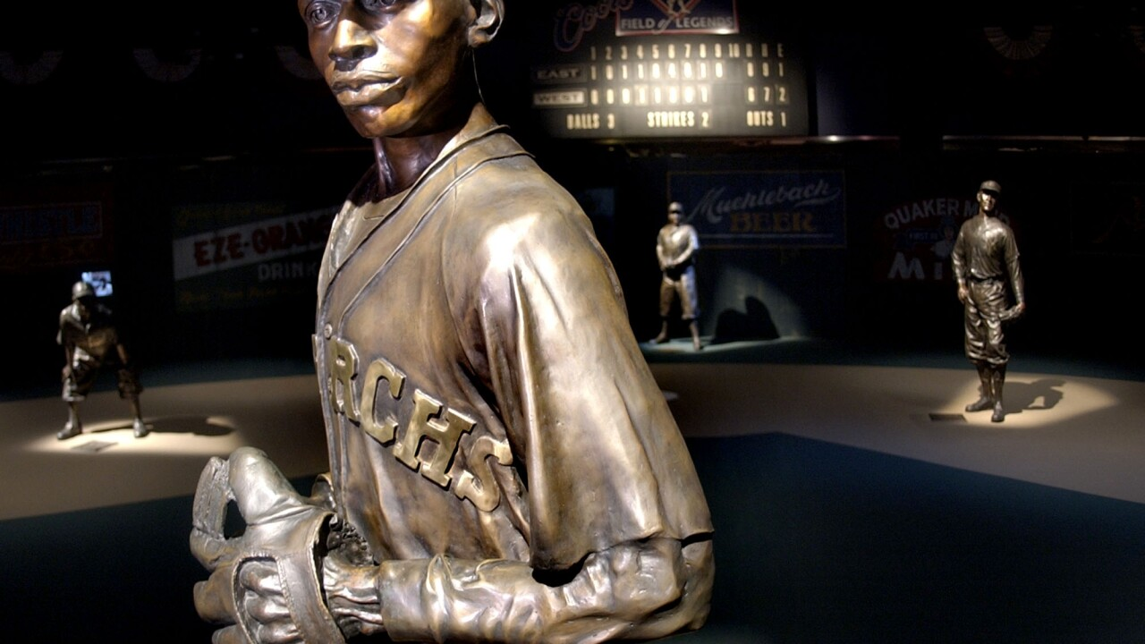 Negro Leagues Museum Baseball