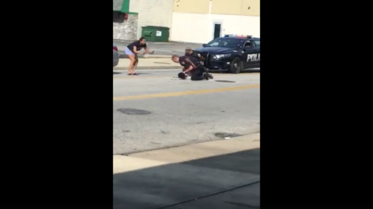 Euclid mayor: Video of arrest is 'disturbing'