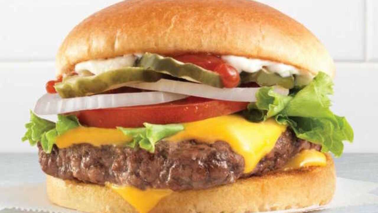 Free Wendy's cheeseburger: Download app to score free food this month