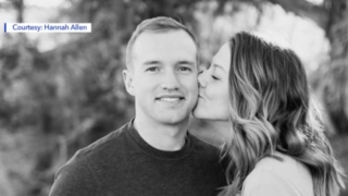 Wife of deceased Air Force pilot remembers husband: 'I never knew my heart could shatter like this'