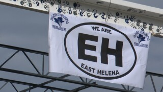 East Helena High School Topping-Off