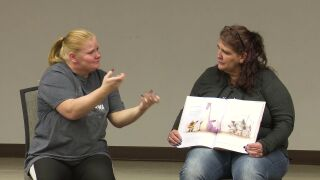 Great Falls library hosts ASL storytime