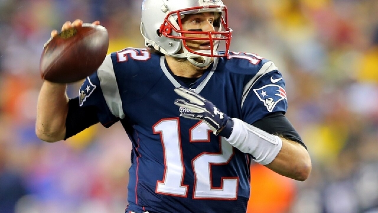 1cf4417df60 Texas Rangers join search for Tom Brady s missing jersey