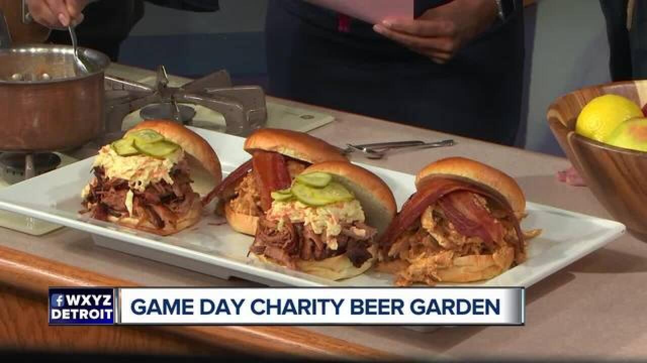 Cancer benefit to include Beer Garden