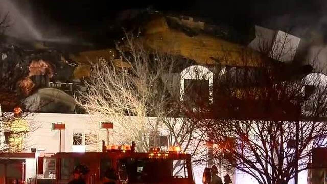 Fire severely damages Mequon manufacturing plant