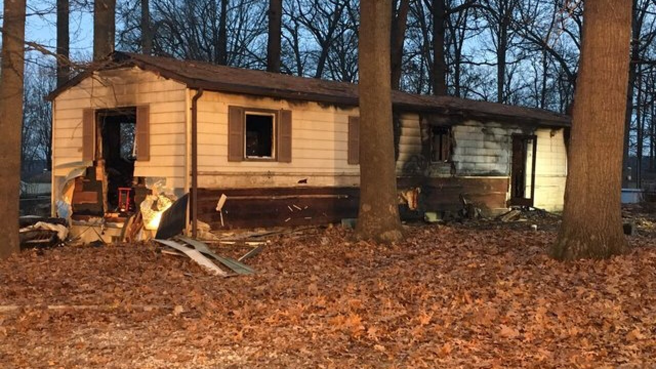 Two die in house fire after trying to save pet