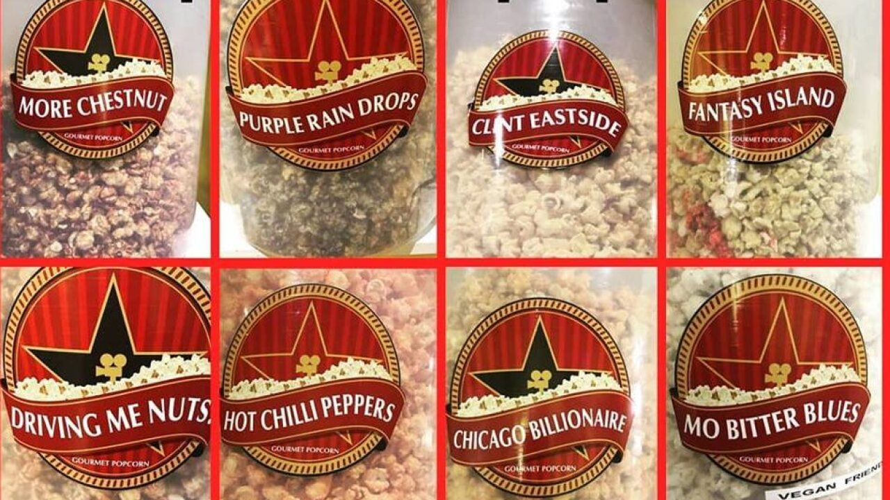 Norfolk business combines gourmet popcorn and pop culture