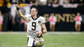 Drew Brees writes letter to Who Dat Nation