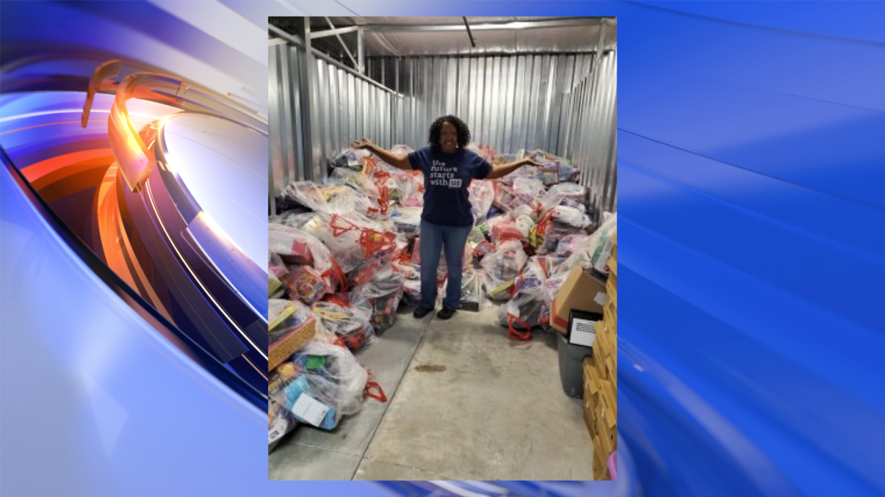 Operation Wish List delivers Christmas cheer to families inneed