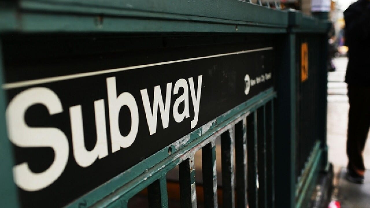 Subway worker's life saved thanks to 'Stayin' Alive' disco beat