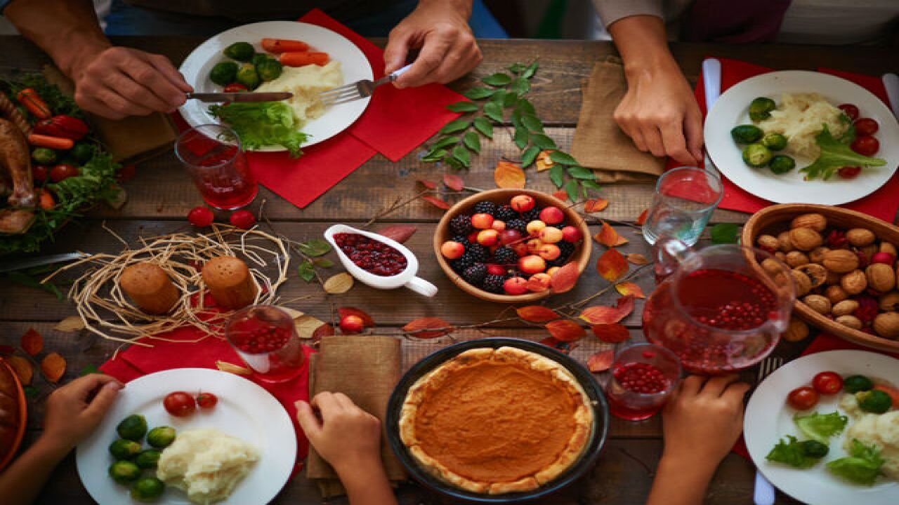 More than half of Americans do not agree with stores opening on Thanksgiving