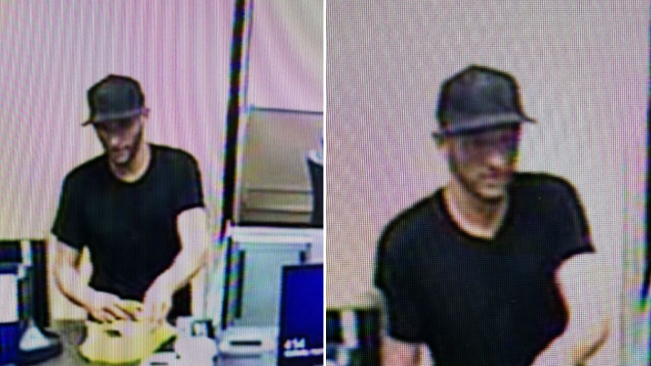 Pueblo Credit Union Robber