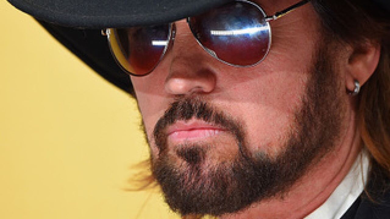 GALLERY: Country stars walk the red carpet at...