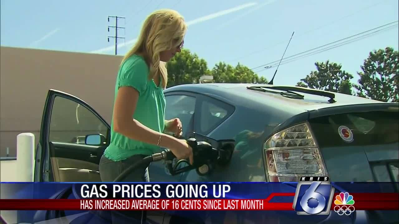 Gas prices spiking across nation